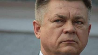 Армія посилила охорону складів зі зброєю, — Лебедєв