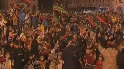 У Лівії відзначають третю річницю революції