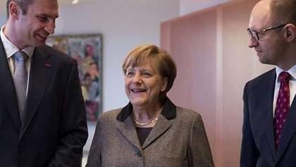Оппозиция в Германии, деньги из России, подготовка к наступлению, - так выглядел сегодня день