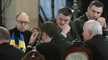 На переговорах в АП договорились парафировать соглашение по урегулированию кризиса