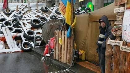 Макеенко готов завтра разобрать баррикады, если согласится Майдан