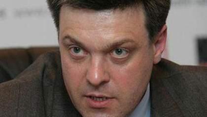"""""""Свобода"""" не брала участі в переговорах щодо прем'єра, — Тягнибок"""