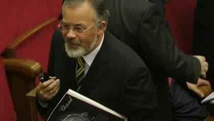 Верховна Рада двічі за два дні звільнила Табачника з посади в.о. міністра