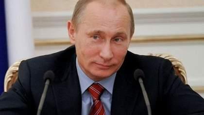 Путіна знову висунули на Нобелівську премію миру
