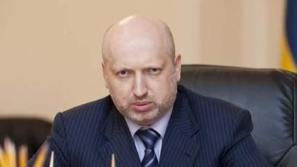 Турчинов сменил председателя Одесской ОГА