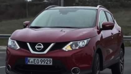 В конце мая в Украину приедет новый кроссовер от Nissan