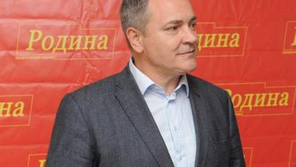 """Колесниченко реинкарнировался в антиукраинской партии """"Родина"""""""