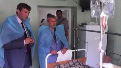 Объявленный в розыск Царев приехал к террористам в Луганск, — СМИ