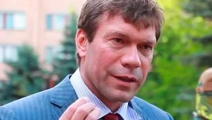 Царев привез с собой на Донбасс депутата Госдумы РФ (Фото)