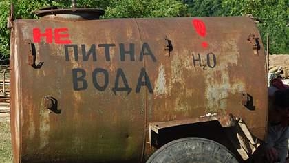 Царев себе посчитал: воды в Донецкой области хватит только на 2 дня