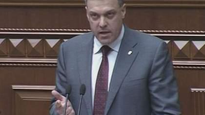 У проект змін до Конституції не внесена пропозиція про відкриті списки депутатів, – Тягнибок