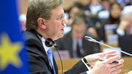 Євросоюз готує безвізовий режим для українців, — Фюле