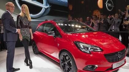 Новый Opel Corsa дебютировал на Парижском автошоу