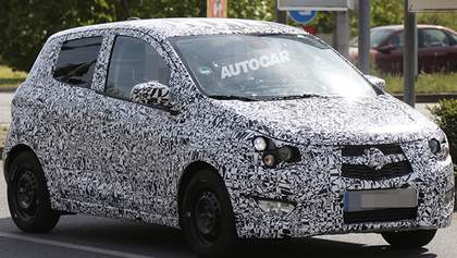 Opel выпустит конкурента Renault Sandero