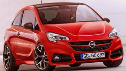 "Opel Corsa получит 200 ""лошадок"""