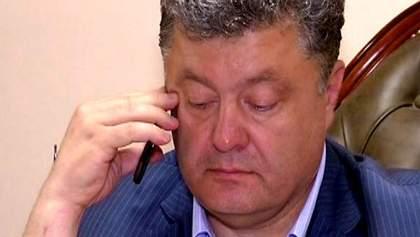 """Порошенко занепокоєний наміром Росії направити новий """"гуманітарний конвой"""""""