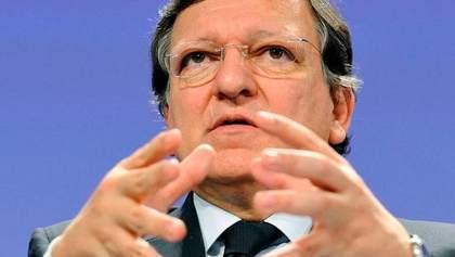 Подальша дестабілізація України матиме високу ціну, — Баррозу — Путіну