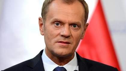 Туск обраний президентом Ради ЄС