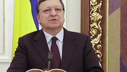 Ситуація в Україні все ще дуже крихка, – Баррозу
