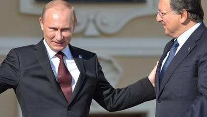 Баррозу і Путін поговорили про домовленості щодо Угоди про асоціацію між Україною і ЄС
