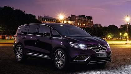 Новий мінівен Renault Espace дебютував у Парижі