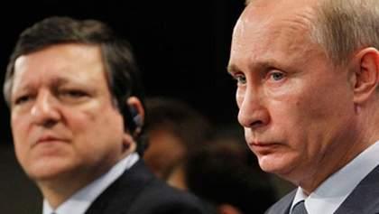 Путін хоче, щоб Україна та ЄС внесли зміни до Угоди про асоціацію, — FT