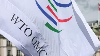 Россия подаст иск против Украины в ВТО