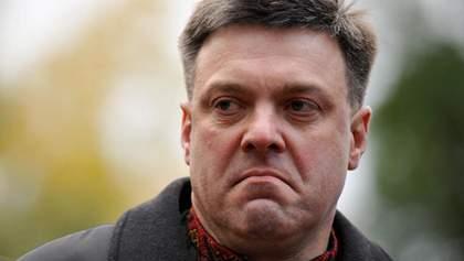 Тягнибок каже, що для скидання Путіна треба працювати з українцями, які живуть в Росії