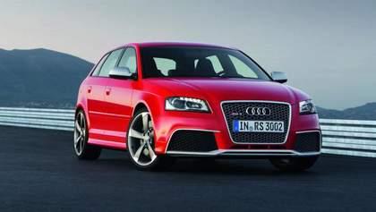 Audi готує новий RS3