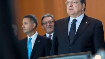 Баррозу вважає, що єврозоні не загрожує рецесія