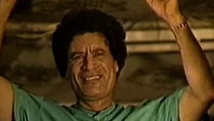 День в історії. 3 роки тому повстанці застрелили Каддафі