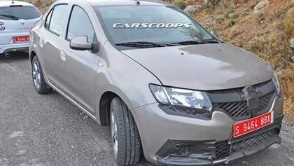 """Renault тестує """"спортивний"""" Logan"""