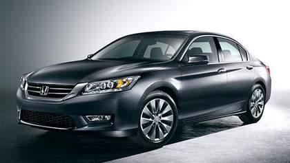 Honda Accord покидає Європу