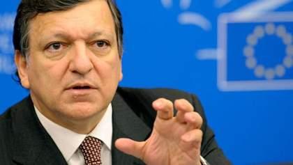 Баррозу закріпив гарантії ЄК щодо фінансової підтримки України
