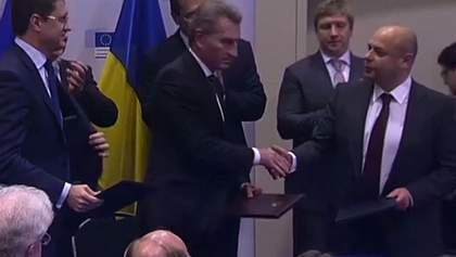 Газові перемовини: Київ та Москва домовились