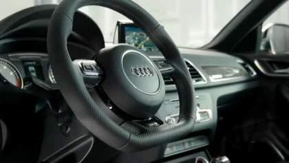 Audi освіжила кросовер Q3