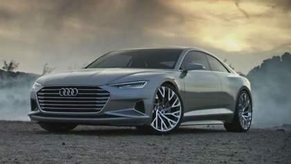 Компанія Audi представила прототип купе А9
