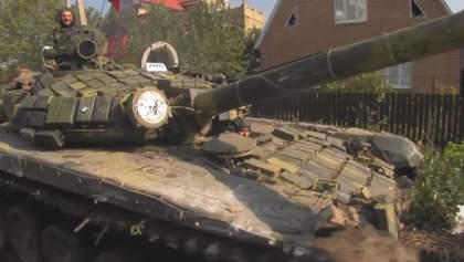 Итоги АТО. Количество военных РФ на Донбассе растет, между боевиками продолжаются столкновения