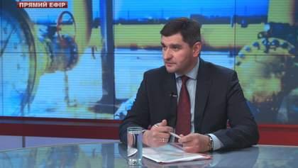 """В сильний мороз може бути нестача в 50 млн кубів, — президент  ПАТ """"Укртрансгаз"""""""