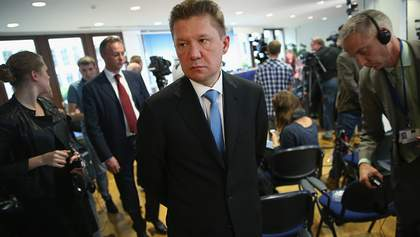 """""""Газпром"""" меняет политику в отношении Европы, — Миллер"""