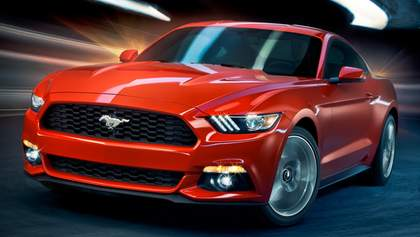 Самые яркие машины 2014