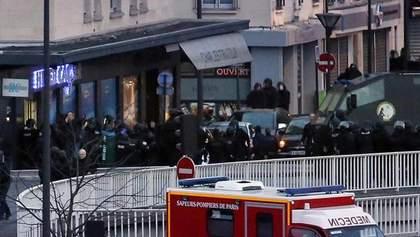 Поліція знешкодила терориста, який захопив заручників у Парижі