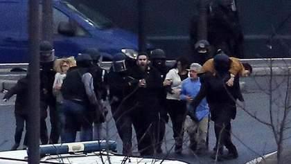 Під час нападу на супермаркет у Парижі мусульманин ховав людей від небезпеки