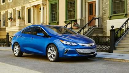 В Детройте дебютировал Chevrolet Volt второго поколения