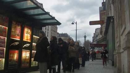 Парижани кілька годин провели у чергах за номером Charlie Hebdo