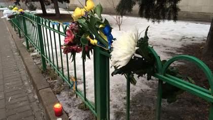 У Москві кілька десятків людей прийшли до українського посольства
