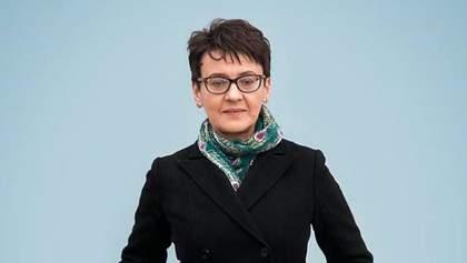Европа пытается не раздражать Россию,— Забужко