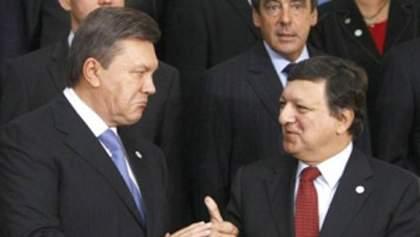 Баррозу зізнався, що говорив з Януковичем дуже-дуже глибоко