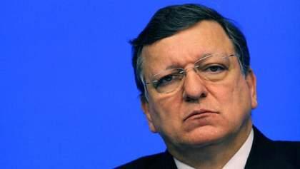 Україні буде дуже складно повернути Крим, — Баррозу