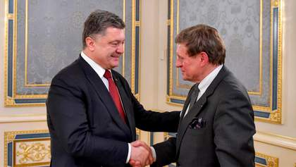 Порошенко запросив Бальцеровича долучитися до процесу реформ в Україні